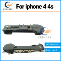 1pcs Haut-parleur sonnette sonnerie avec Wifi Antenne Assemblée Flex câble ruban de remplacement pour iPhone 4 pour iphone 4s
