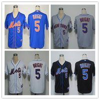 New York Mets Jerseys #5 David Wright #34 Noah Snydergaard 5...