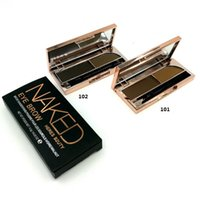 New brand! Makeup HERES B2UTY naked Eyes Eyebrow Enhancers 2...