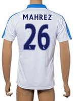 Thai Quality Customized 16- 17 new MENS 26 MAHREZ Soccer Jers...