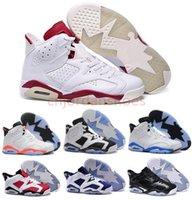 2016 Retro 6 IV Basketball Shoes For Men Women Training shoe...