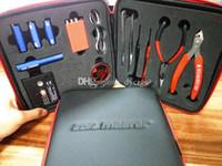 DIY Tools V2 Kit Rebuildable Vapor Master V2 Kits Ohm Meter ...