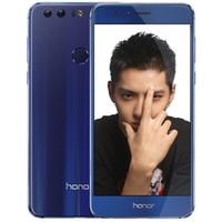 Original Huawei Honor8 4G FDD Cell Phone Dual Camera Octa Co...