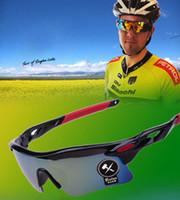 Lunettes de soleil d'été de concepteur plus nouveau style seulement Lunettes de soleil de lunettes de soleil pour les hommes Verres de vélo NICE sports Dazzle lunettes de couleur Livraison gratuite