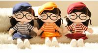 2016 New autumn toys original cute child doll plush toy doll...