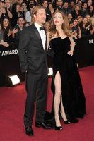Oscar Evening Dress Hollywood Famous Actress Angelina Jolie ...