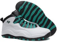 Discount Retro CHARLOTTE HORNETS 10s X Basketball Shoes 10&#...