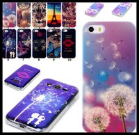 Dream Catcher Blue- ray Catching Dream Soft TPU Case for iPho...