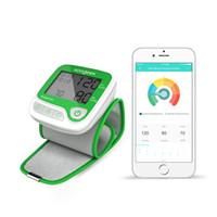 Koogeek intelligente polso Monitor di pressione sanguigna con frequenza cardiaca di rilevamento e funzione di memoria completamente automatica per uso domestico