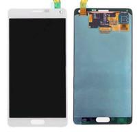 Assemblage original de numériseur d'écran tactile d'affichage à cristaux liquides pour la note 4 N910 N910T de N910T N910R N910R N910A N910A N910H N910H DHL de Samsung
