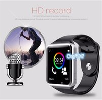 A1 Bluetooth Smart Watch Support GSM SIM Card for Android Sa...