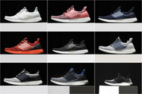 9Color Hot Sale Free Shipping 2017 Ultra Boost Womens Men&#0...