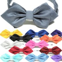 2016 New hot sale Fashion bowTies For Men Neckties Tip point...