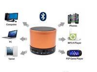 S10 Haut-parleur Bluetooth Haut-parleurs à l'extérieur Handfree Micro Stéréo Haut-parleurs portables Fonction d'appel de carte TF Lecteur de musique sans fil avec boîte de détail