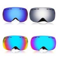 Original WOLFBIKE Outdoor Windproof Glasses Ski Goggles Snow...