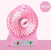 Mini Electrical Portable Fan Personal Rechargeable Power Ban...