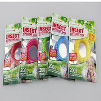 50pcs 2016 New Mosquito Repellent Bracelet Stretchable Elast...