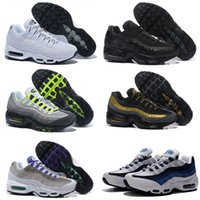 Free Shipping airs 95 Running Shoes mens Sports Shoes men&#0...