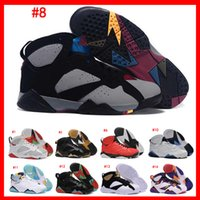 Online Retro 7 Basketball Shoes Zapatos Mujer Homme Retro Sh...