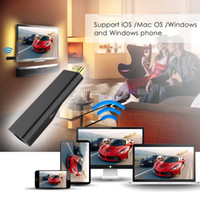 2016 Vente Offre Spéciale Wifi Hdmi Display Adapter Streaming Mirroring Smartphone Tablet Pc Screen To Tv Monitor Projector pour Windows Ios