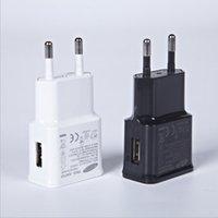 EU US USB Wall Charger 2A Power Plug Adapter for Samsung Gal...