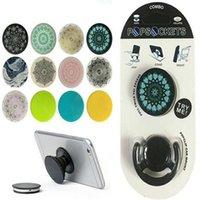 Pop socket Car Mount Clip Pop Sockets Phone Holder Expanding...