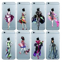 8 Designs Color Printing Fashion City Girls Fashion Show Cry...