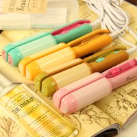 Korean Cute Fruits Digital Hair Straighteners Straight Hair ...