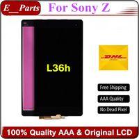Originale pour Sony Xperia Z L36h Lcd écran écran tactile numériseur sans cadre par DHL