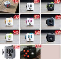 New Fidget Cube Decompression Toy American Decompression Anx...
