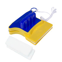 Plastic+ Magnet Double Faced Glass Cleaning Window Cleaner To...