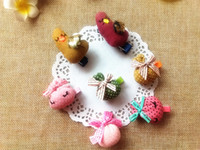 2017 New Fashion Korean Bear or Rabbit or Flower Handmade Ma...