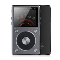 Vente en gros - FiiO X5 2nd Gen Hi-Res Music Player, 192K / 64BIT, DSD Native Support, High Power Output