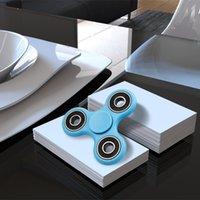 Spinner Fidget Toys Fidget Spinner Amazon Main tri spinner Prime Fingertips Fidget Spinners Handspinner Roulements à jouets EDC avec boîte de vente au détail
