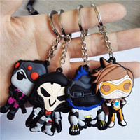 Reaper Tracer Winston Widowmaker Keychain Fashion Famous Gam...