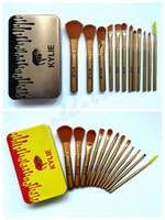 HOT Kylie Makeup Brush 12 pieces Professional Makeup Brush s...