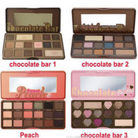 1pcs Sweet peach Makeup Eye Shadow Too Faced Chocolate Bar S...