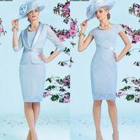Ronald Joyce Mother' s Dresses Lace Applique Mother Of T...