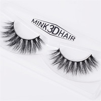 1 pairs Mink Lashes 3D Lashes Long Lasting Lashes Natural & ...