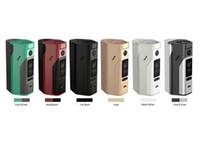 Original Wismec Reuleaux RX2 / 3 caja mod kits rx23 Versión actualizada de Reuleaux fit 2 células en stock