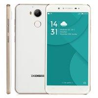 3GB 32GB Doogee F7 сенсорный ID 4G LTE Дека сердечника MTK6797 5,5 дюймовый IPS 1920 * 1080 FHD Android 6.0 Fast Charge USB Type-C 13.0MP камера смартфона