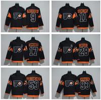 Men Philadelphia Flyers 2017 Stadium Series 9 Ivan Provorov ...
