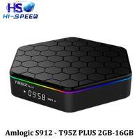 T95Z Plus Amlogic S912 Android 6. 0 Smart TV Box 2GB16GB Octa...
