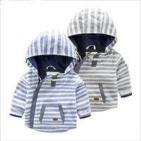 New baby boy Jacket 2017 Spring Autumn Kids Boy Coat Brand C...