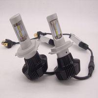 160W 16000LM CREE LED HEADLIGHT H1 H4 H7 H10 H11 9005 9006 6...