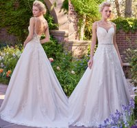 2017 Sexy Straps Sweetheart Lace Wedding Dresses Summer Beac...