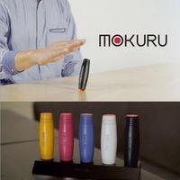 Mokuru Fidget Rollver Mokuru Extraordinária Desktop Flip brinquedos Coordenação de mão-olho Concentração Descompressão Auto Reverse Toys OOA1484