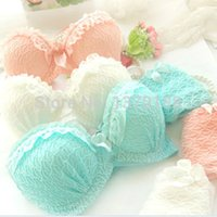 Free shipping Women underwear Bra Sets Womens Lingerie Ruffl...