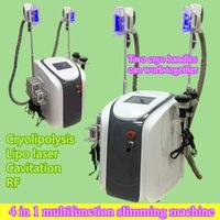 Ultrasonic cavitation rf machine lipo laser fat freezing 2 c...