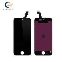 Grade AAA +++ Pour iPhone 5S LCD Avec Écran Tactile Numériseur Montage Remplacement d'Affichage Noir et Blanc DHL Livraison gratuite